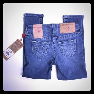 True Religion Girls Skinny Jeans Size 4